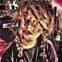 Min son innan maskerad.